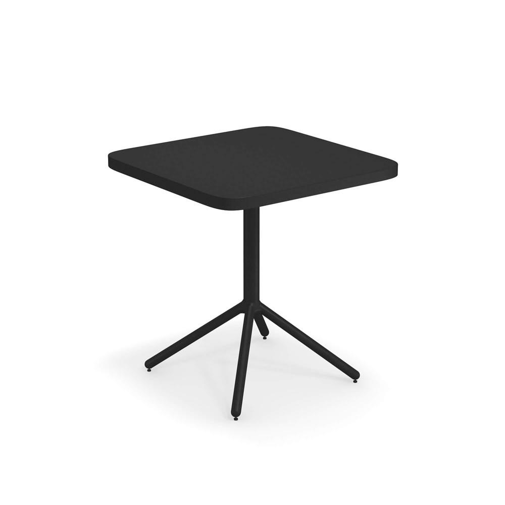 Emu Tisch Grace, 70 x 70 cm, eckige Tischkante