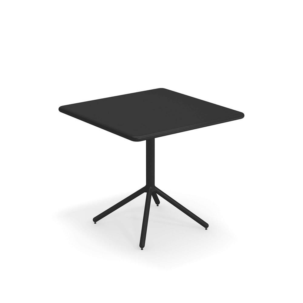 Emu Tisch Grace, 70 x 70 cm, abgerundete Tischkante