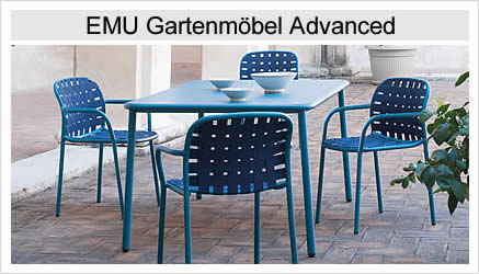Emu Gartenmöbel Advanced