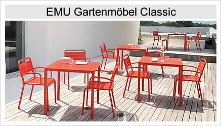 Emu Gartenmöbel Online Shop